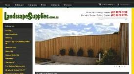Fencing Cronulla - Landscape Supplies and Fencing
